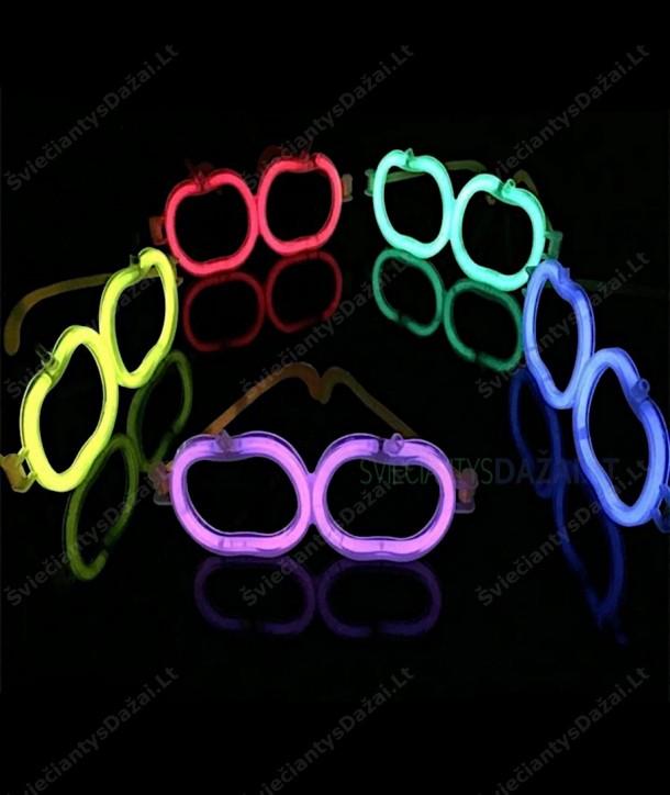 Jungtukas - obuolio formos akiniai