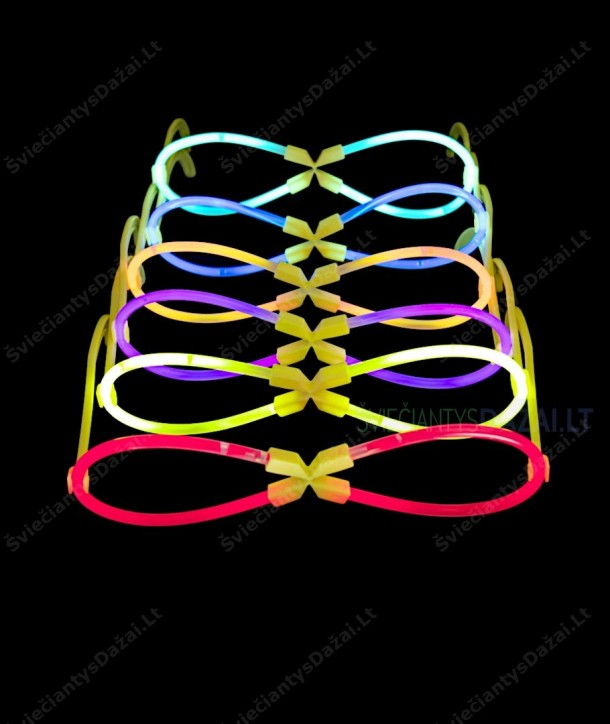 Jungtukas - X formos akiniai